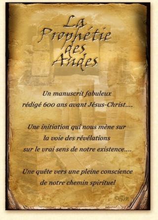 La Prophétie des Andes, un manuscrit fabuleux