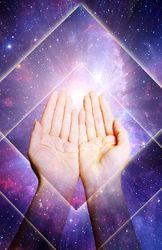 Amour dans vos coeurs, énergie dans vos mains avec New Paradigm Multi Dimensional Transformation