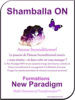 Shamballa On ! Le pouvoir de l`Amour Inconditionnel