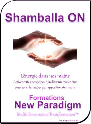 Formations New Paradigm MDT, énergie de guérison dans nos mains