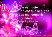 La Volonté de Dieu pour toi est le bonheur parfait, Un Cours En Miracles