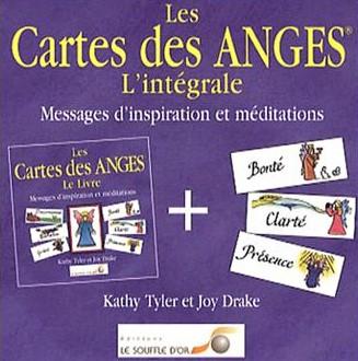 Les cartes des Anges - Invitez un Ange dans votre quotidien