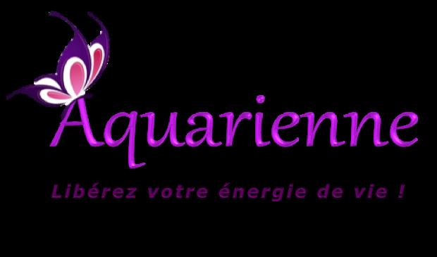 Logo Aquarienne libérez votre énergie de vie - Sophrologue nergéticienne Formatrice à Rocbaron dans le Var (83)