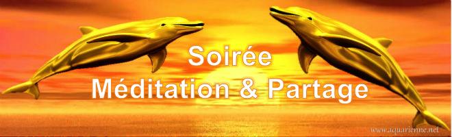Soirée Méditation et Partage : à la rencontre des Dauphins d`Or